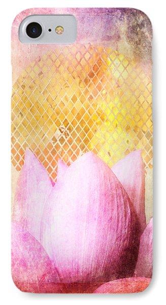 Sun Lotus IPhone Case by Aimee Stewart