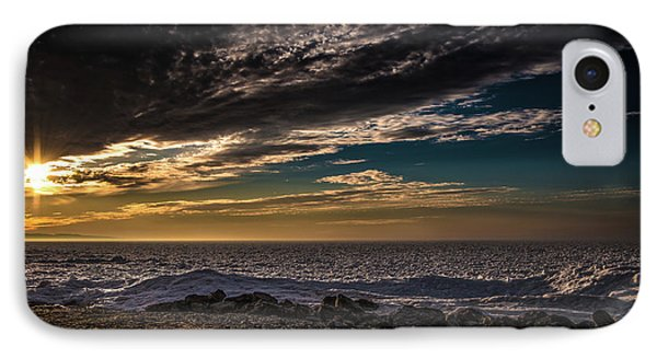 IPhone Case featuring the photograph Sun Peeks Through by Onyonet  Photo Studios