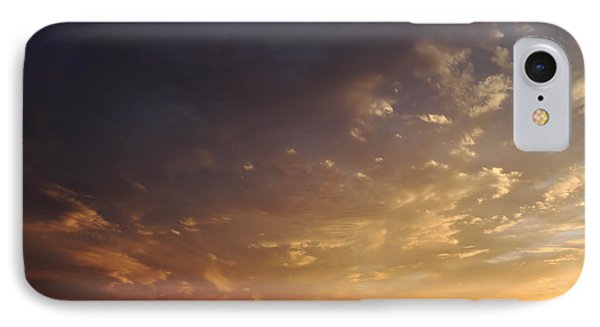Sun Settles On Connecticut Phone Case by Karol Livote