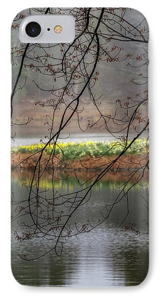 IPhone 7 Case featuring the photograph Sun Shower by Bill Wakeley