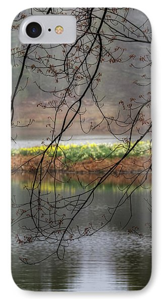 IPhone Case featuring the photograph Sun Shower by Bill Wakeley