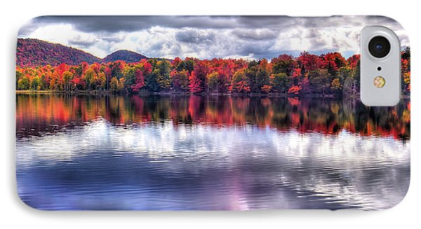 IPhone 7 Case featuring the photograph Sun Streaks On West Lake by David Patterson