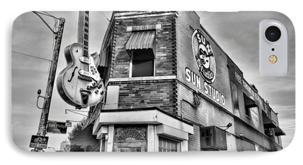 Sun Studio - Memphis #2 IPhone Case