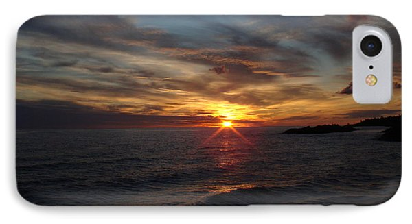 IPhone Case featuring the photograph Sun Up by Bonfire Photography