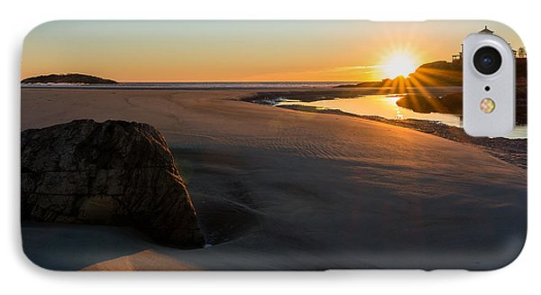 Sun Up Good Harbor IPhone Case