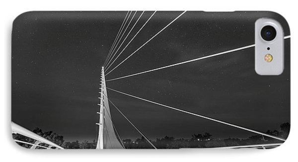 Sundial Bridge 2 IPhone Case