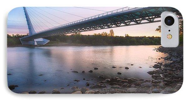 Sundial Bridge 7 IPhone Case
