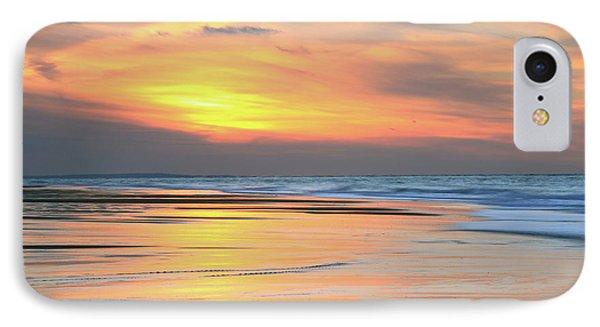 Sundown At Race Point Beach IPhone Case by Roupen  Baker