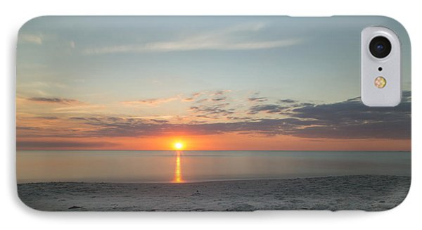 Sundown IPhone Case by Christopher L Thomley