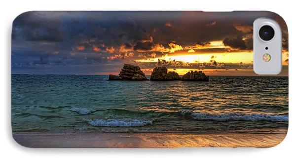 Sundown IPhone Case by Ryan Wyckoff