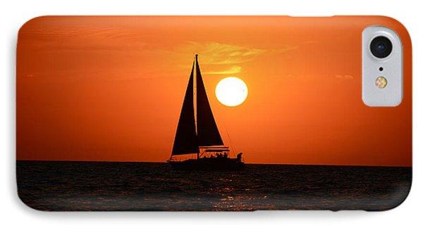 Sundown Sailors IPhone Case
