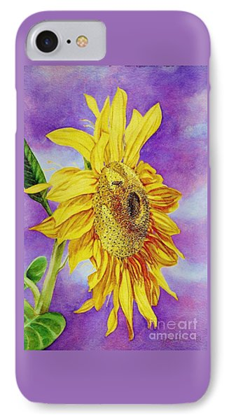 Sunflower Gold IPhone Case