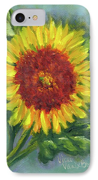 Sunflower Seed Packet IPhone Case