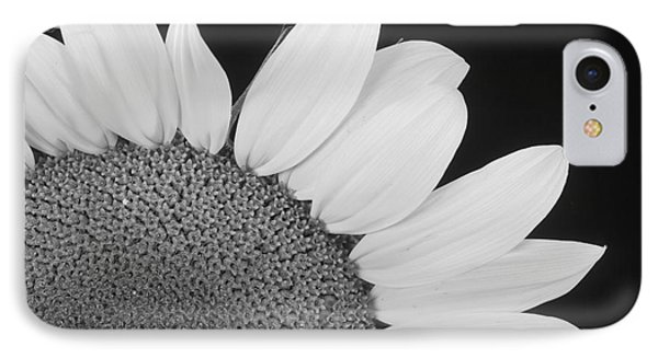 Sunflower Three Quarter Phone Case by James BO  Insogna