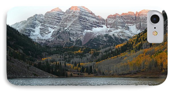 First Light Phone Case by Eric Glaser