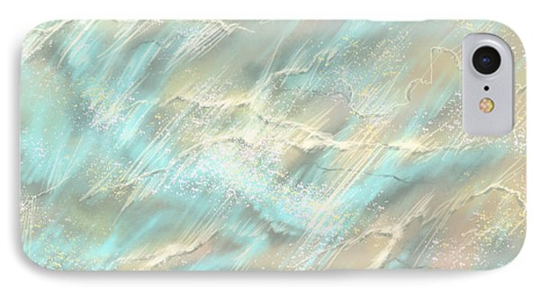 Sunlight On Water IPhone Case by Amyla Silverflame