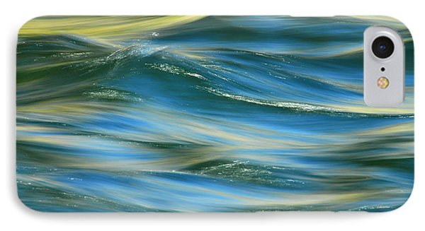 Sunlight Over The River Phone Case by Donna Blackhall