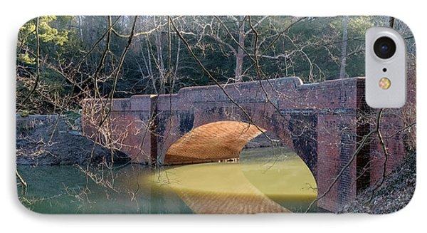 Sunlight Under Bridge IPhone Case