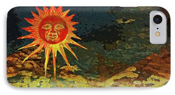Sunny 3 Phone Case by Bruce Iorio