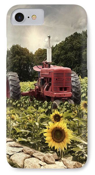 IPhone Case featuring the photograph Sunny Acres by Robin-Lee Vieira