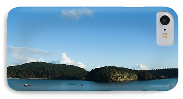 IPhone Case featuring the photograph Sunny Day At Bowman Bay Park by Yulia Kazansky