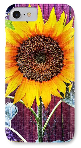 Sunny Day IPhone Case by MaryLee Parker
