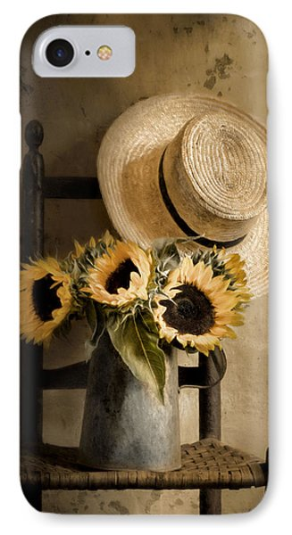 Sunny Inside IPhone Case by Robin-Lee Vieira