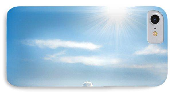 Sunny Sky IPhone Case by Carlos Caetano