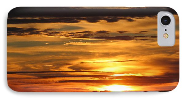 IPhone Case featuring the photograph Sunrise 1 by David Dunham