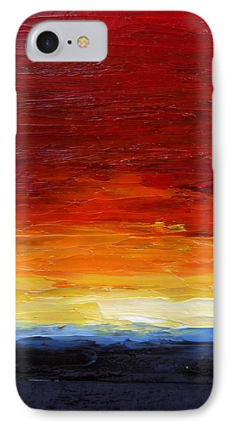 Sunrise #22 IPhone Case by Fred Wilson