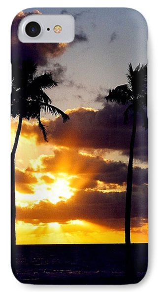 Sunrise-23 IPhone Case