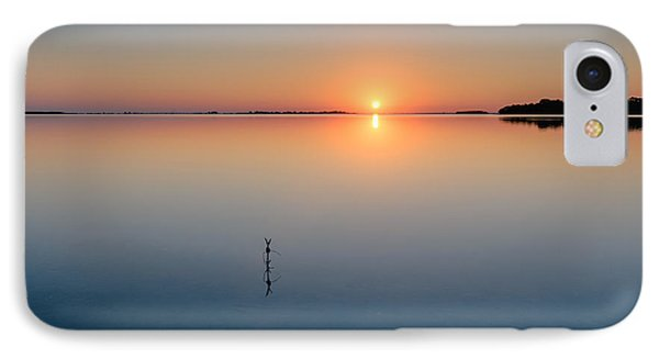 Sunrise Along The Pinellas Bayway IPhone Case