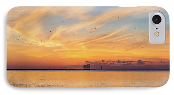 IPhone 7 Case featuring the photograph Sunrise And Splendor by Bill Pevlor