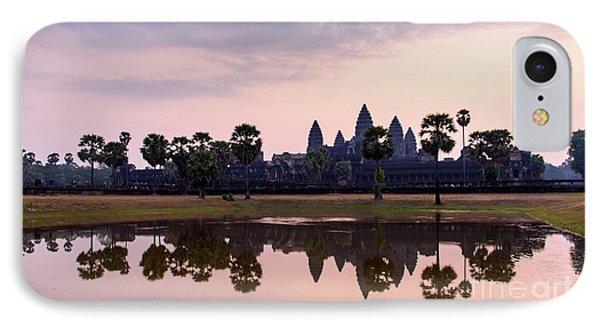 Sunrise At Angkor Wat IPhone Case