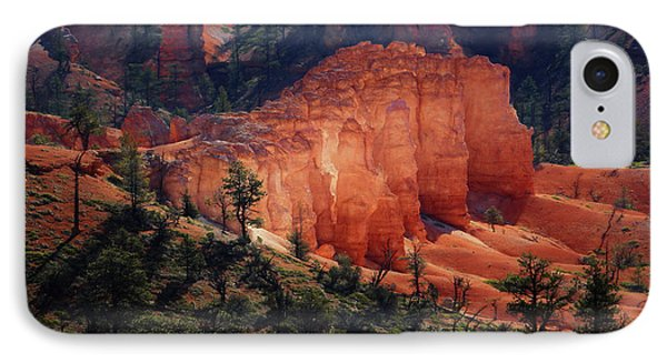 IPhone Case featuring the photograph Sunrise At Bryce Canyon by Donna Kennedy