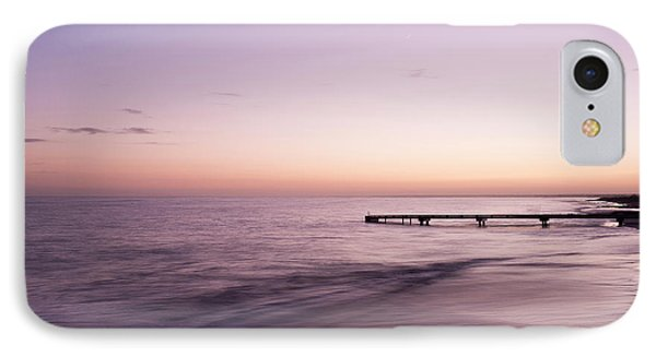 IPhone Case featuring the photograph Sunrise At Busselton by Ivy Ho