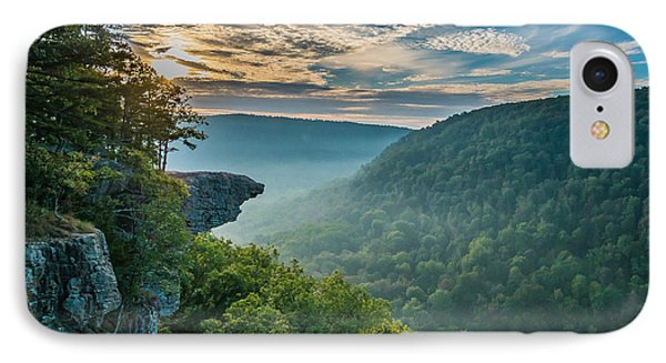 Sunrise At Hawksbill Crag IPhone Case