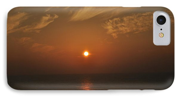 Sunrise At Kanniyakumari India IPhone Case