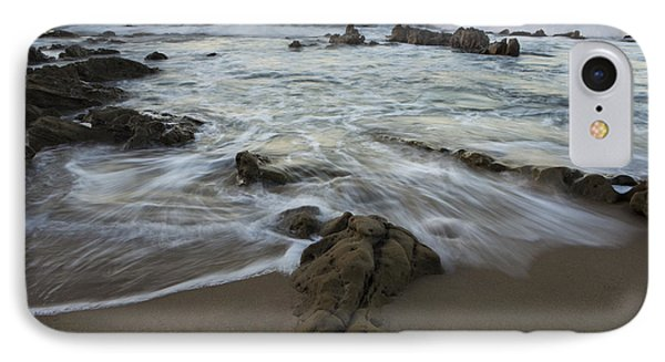 Sunrise At Laguna Beach IPhone Case by Keith Kapple