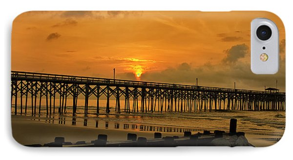 Sunrise At Pawleys Island IPhone Case by Bill Barber
