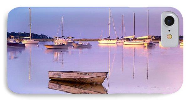 Sunrise At West Bay Osterville Cape Cod Phone Case by Matt Suess