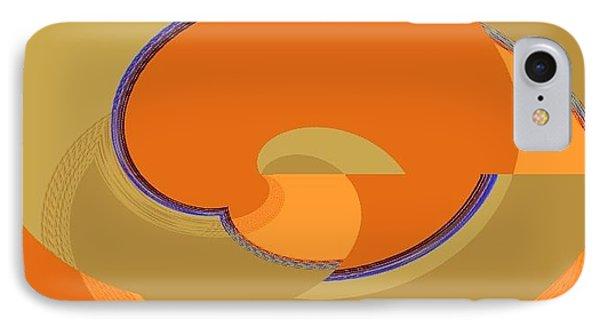 Sunrise Beach Curve IPhone Case