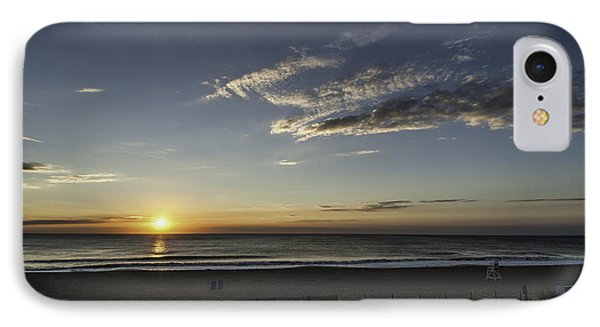 Sunrise Beach Oc IPhone Case by Jim Moore