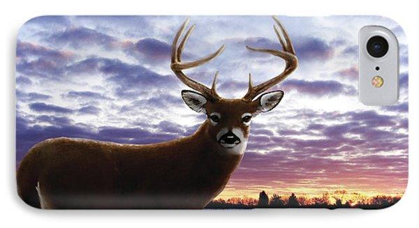 Sunrise Buck IPhone Case