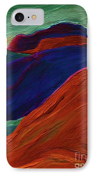 IPhone Case featuring the painting Sunrise Castle 2  by First Star Art