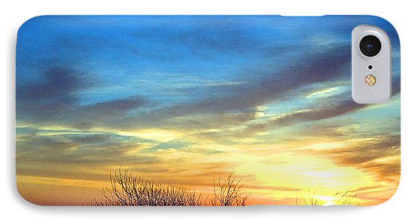 Sunrise Dune I I IPhone Case by  Newwwman