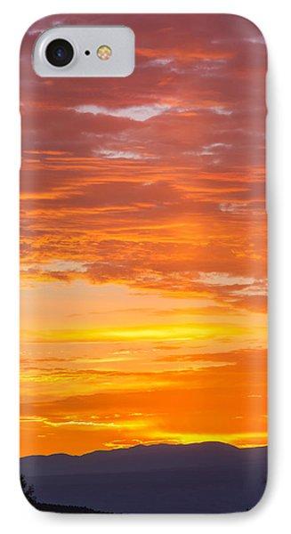 Sunrise IPhone Case by Elena E Giorgi