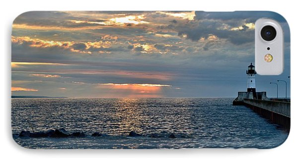 Sunrise In Duluth IPhone Case