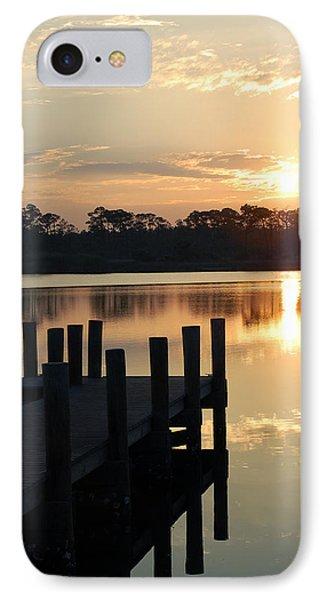 Sunrise In Grayton Beach II IPhone Case