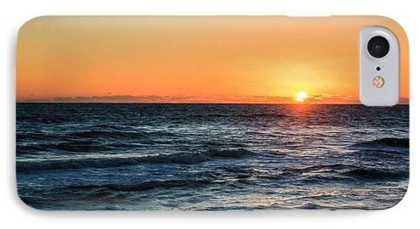 Sunrise In Nags Head IPhone Case by Joni Eskridge